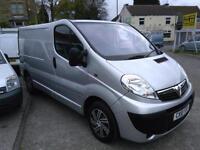 2010 VAUXHALL VIVARO SPORTIVE 2.0CDTI [115PS] 2.7t Diesel Van