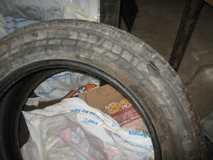 4 HAKKAPELITTA WINTER SNOW TIRES 7 SUV 235/55 R19  80% TREAD Peterborough Peterborough Area image 2