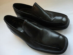 Men's Rockport Leather Shoes - Size 9E (Wide)