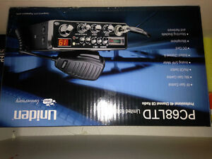 Uniden pc68ltd limited edition CB Radio