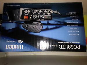 Uniden pc68ltd limited edition CB Radio
