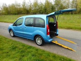 2012 Citroen Berlingo Multispace 1.6 Hdi 5 SEATS Wheelchair Disabled Accessible