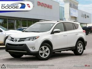 2014 Toyota RAV4 XLE  HEATED SEATS | SUNROOF | BACKUP CAM
