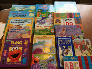 Toddler and Children Books