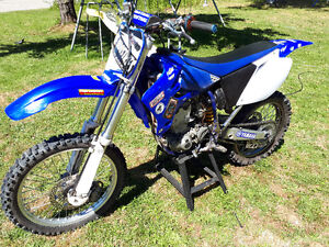 03 Yamaha yz450f and gear. Must see!!