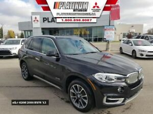 2016 BMW X5 xDrive35i  - Navigation -  Sunroof