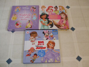 3 Disney Books