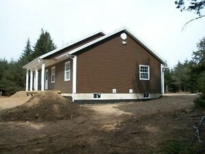 New Home Construction - Pine Grove
