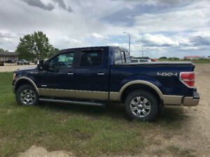 Moving Must Sell - 2012 F-150 4x4 Supercrew Ecoboost 3.5 L V6