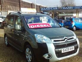Citroen Berlingo 1.6HDi 90hp Multispace XTR Estate 5d 1560cc