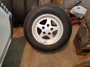 1996 INDY PACE TRUCK WHEELS