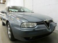 2003 Alfa Romeo 156 1.8 TS Lusso 4dr SALOON Petrol Manual