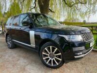 2013 63 Land Rover Vogue SE 1 Owner 49k Miles 3.0TD V6 Huge Spec Marina Black