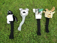 Novelty Golf Headcovers (NEW)
