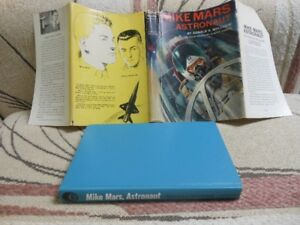 Mike Mars Science Fiction first edition by Donald Wollheim book