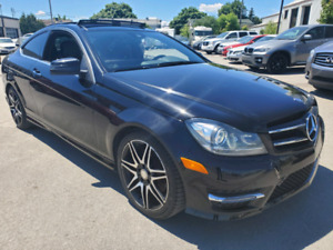 Mercedes C350 4Matic Coupe  2015 AMG Package Finance 21 495$