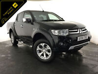 2014 MITSUBISHI L200 BARBARIAN LB DOUBLE CAB PICK UP 4WD 1 OWNER FINANCE PX
