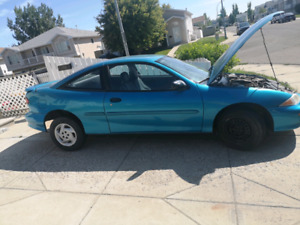 I have a 1998 Cavalier two door automatic