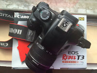 FOR SALE | Canon EOS Rebel T3