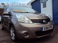 Nissan Note N-Tec DIESEL -ONE OWNER FROM NEW-LONG MOT-£3,999