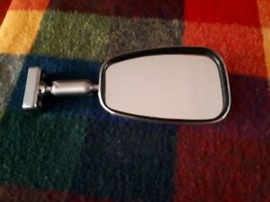Desmo side mirror for car