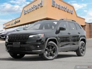 2019 Jeep Cherokee Altitude  - Navigation -  Uconnect - $249.86