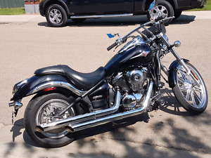 2008 kawasaki Vulcan 900 custum mint shape