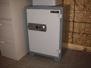 Security Fire and Burglary Safe