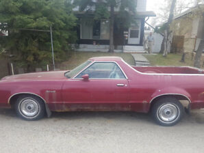 1978 Ranchero Last Production Year 5500 Trades Welcome