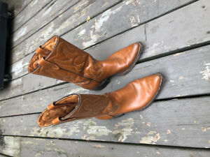 Men's Cowboy Boots - Made in U.S.A