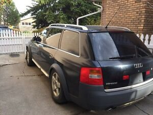 2004 Audi Allroad for PARTS/PROJECT