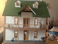 Doll House, Handcrafted