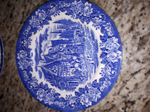 Staffordshire English iron stone tableware