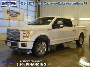 2015 Ford F-150 Platinum - Massaging Seats  - Certified