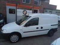 2011 Vauxhall Combo 1.3CDTi 16v Crew Van 5 Seats
