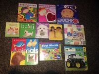 Well loved Baby Books