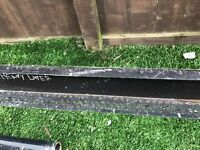 Catnic Lintel with 100mm cavity 1285mm long £30