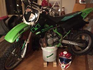Motocross KX100