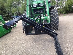 Farm Equipment - High Clearance Sprayer - Skid Steer Attachment