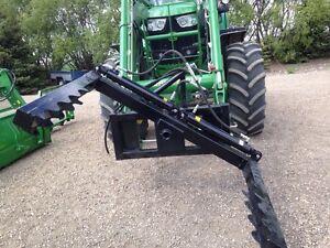 Farm Equipment - High Clearance Sprayer - Skid Steer Attachment