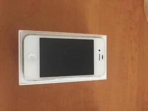 as New - Iphone 4 16Gb White - Perfect condition Osborne Park Stirling Area Preview