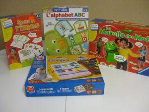 Jeux éducatifs pour enfants de 6-7 ans