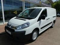 Citroen Dispatch 2.0 Hdi 1200 L2h1 Lwb Low Roof Enterprise Panel Van