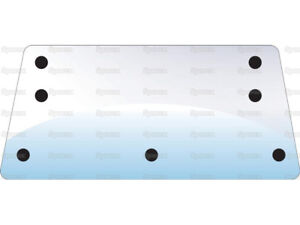 Upper Rear Window for Fiat or Hesston Tractors