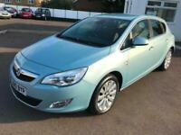 2010 Vauxhall Astra 1.4T 16V SE [140] 5dr HATCHBACK Petrol Manual