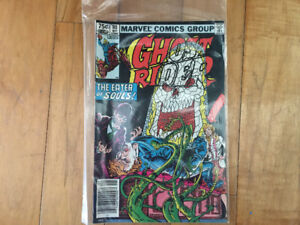 Ghost Rider comic book Volume 1 No 80 - May 1980
