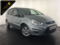 2013 63 FORD S-MAX ZETEC TDCI DIESEL 1 OWNER SERVICE HISTORY FINANCE PX WELCOME