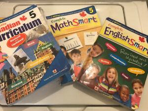 GRADE 5 CURRICULUM,MATH SMART,ENGLISH SMART