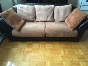 Cozy 3 Seated Couch