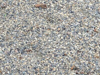 FREE 7mm washed rock (pea gravel)